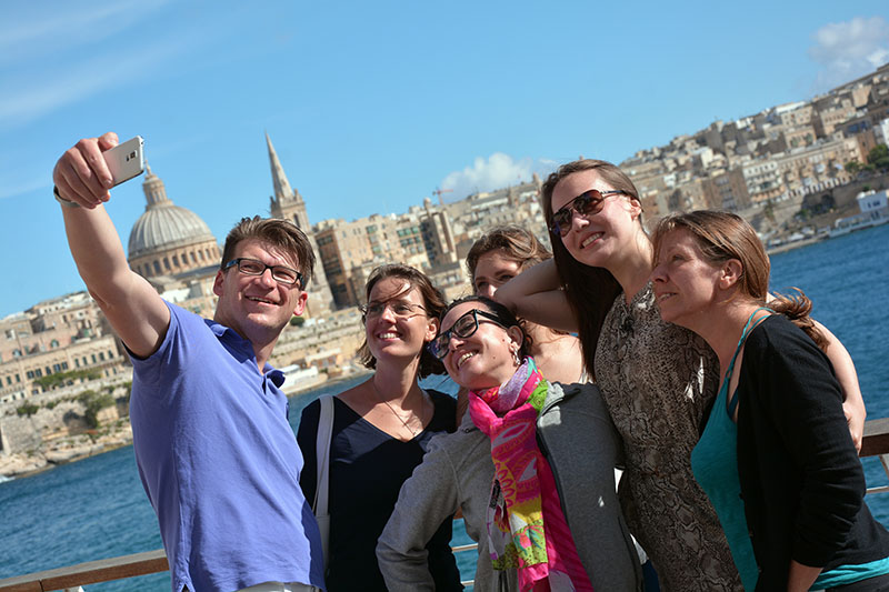 Vacanze studio di inglese per famiglie alla BELS di Malta