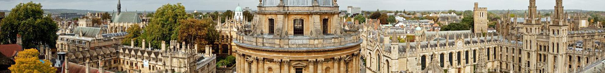 Language course English Oxford