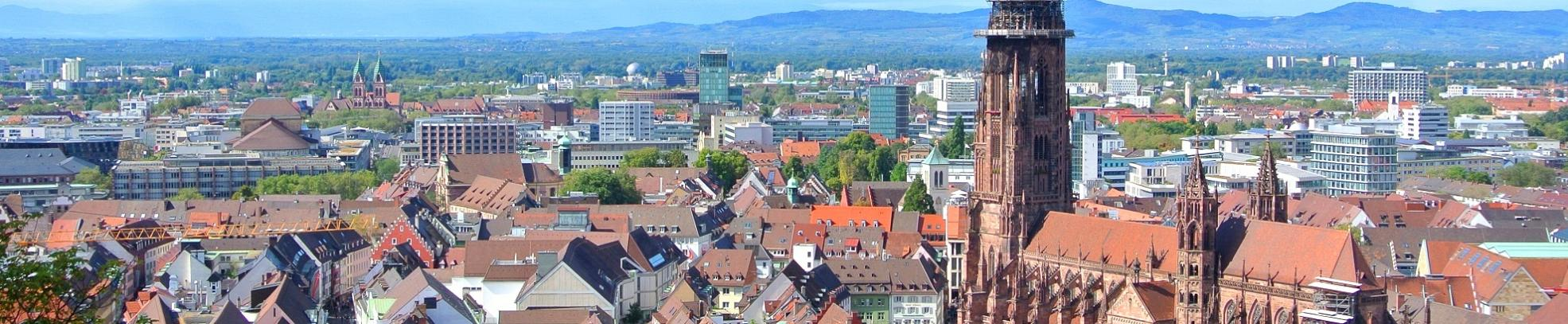 Destination of the month: Freiburg