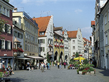 Learn German in Lindau