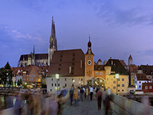 Learn German in Regensburg