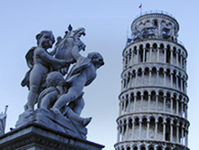 Learn Italian in Pisa